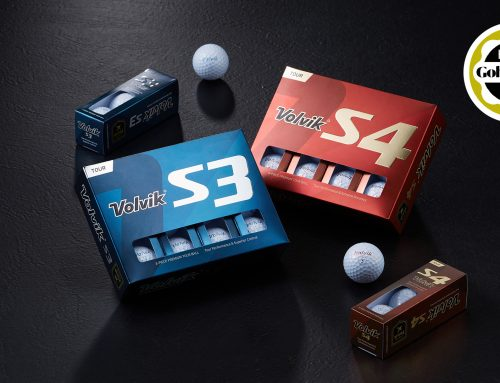 Volvik Tour S3 and Tour S4 Golf Balls Earn High Accolades on 2019 Golf Digest Hot List