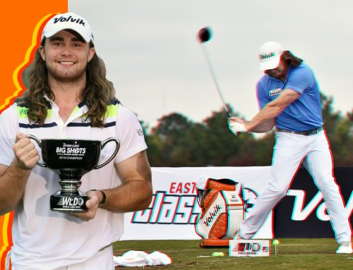 Volvik Congratulates Kyle Berkshire on Latest World Long Drive Victory