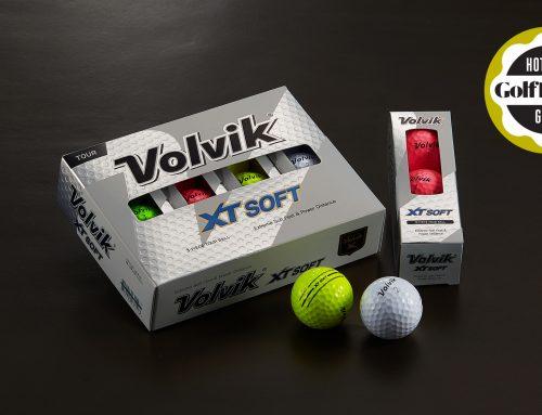 Volvik Tour XT Soft Golf Balls Earn Gold Medal Rating on 2020 Golf Digest Hot List